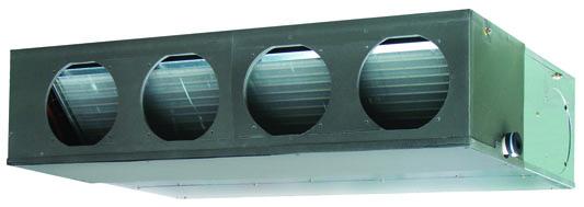 Fujitsu Κλιματιστικό Αεραγωγού LMLA 36kBTU 3Ph