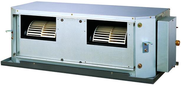 Fujitsu Κλιματιστικό Αεραγωγού LHTA 54kBTU (3 Phase)