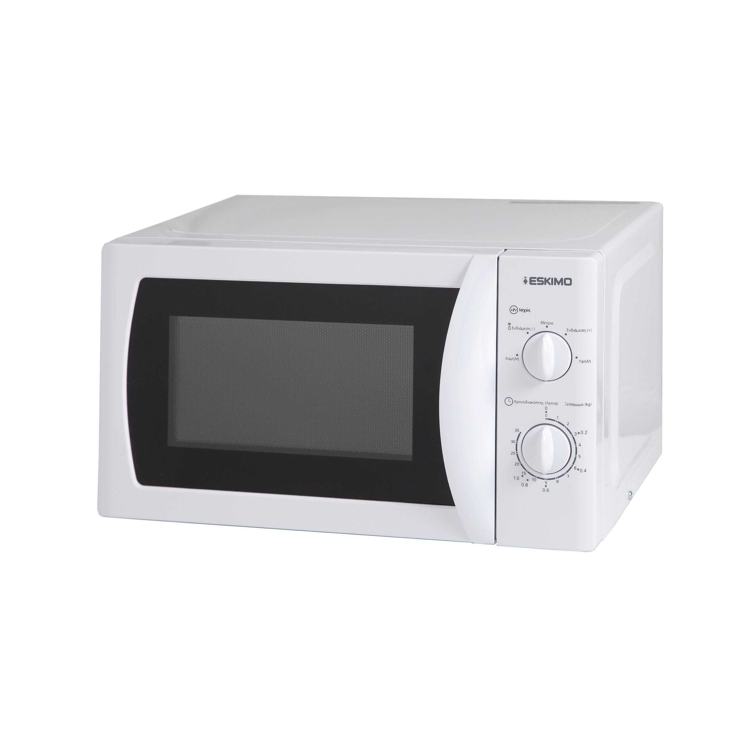 Eskimo Φούρνος Μικροκυμάτων ES 2070 W