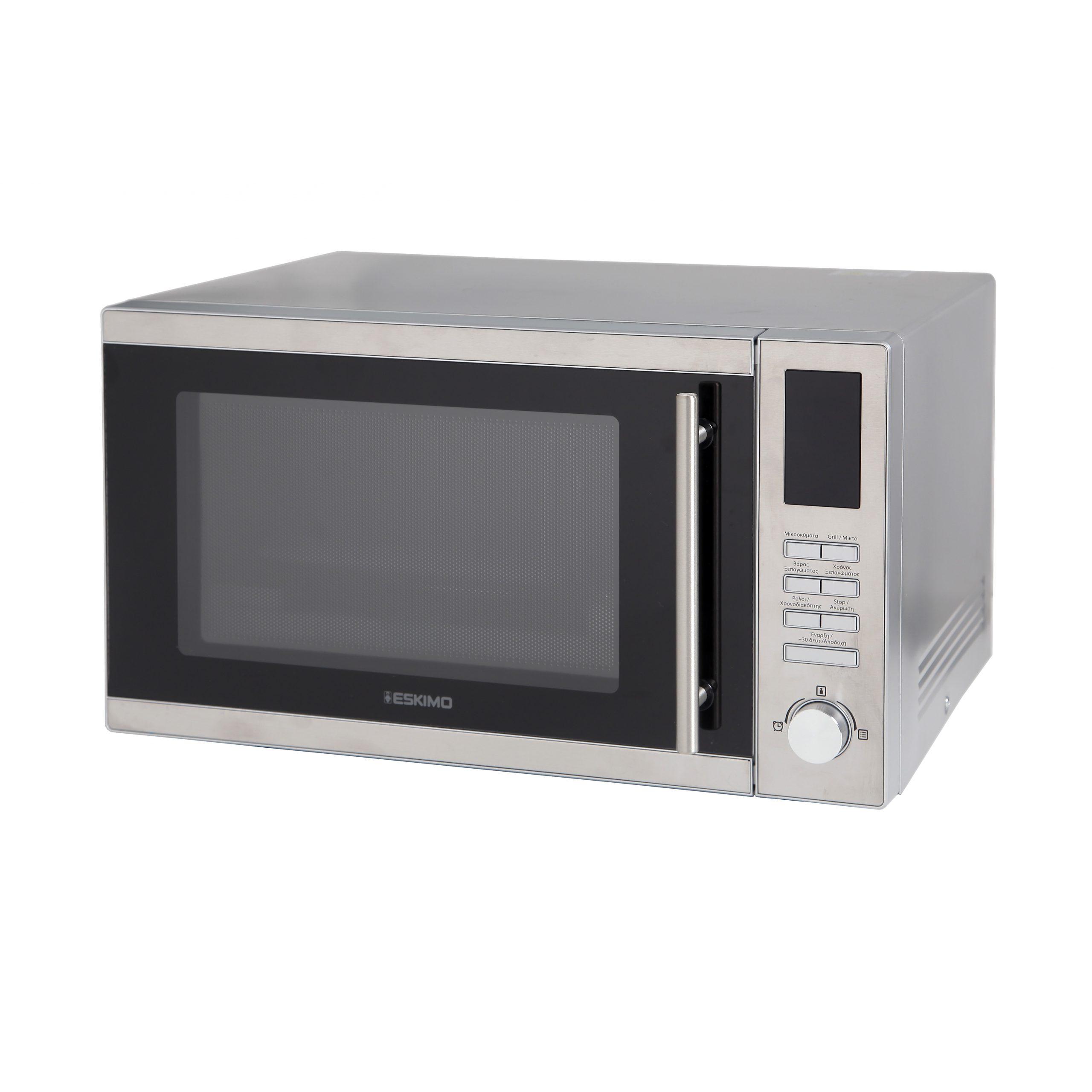 Eskimo Φούρνος Μικροκυμάτων ES 2509 ING