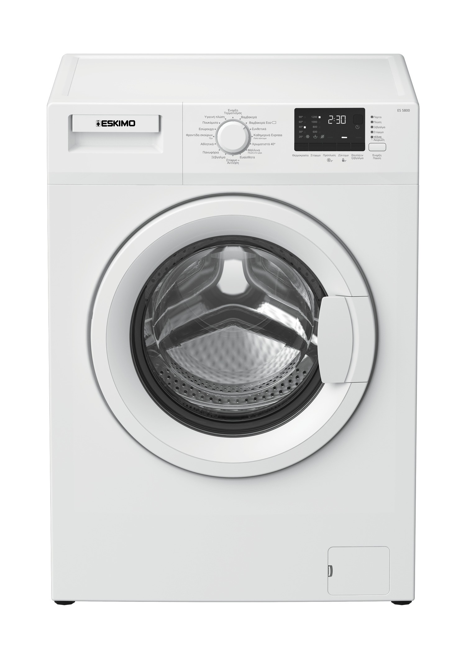 Eskimo Πλυντήριο Ρούχων ES 5800