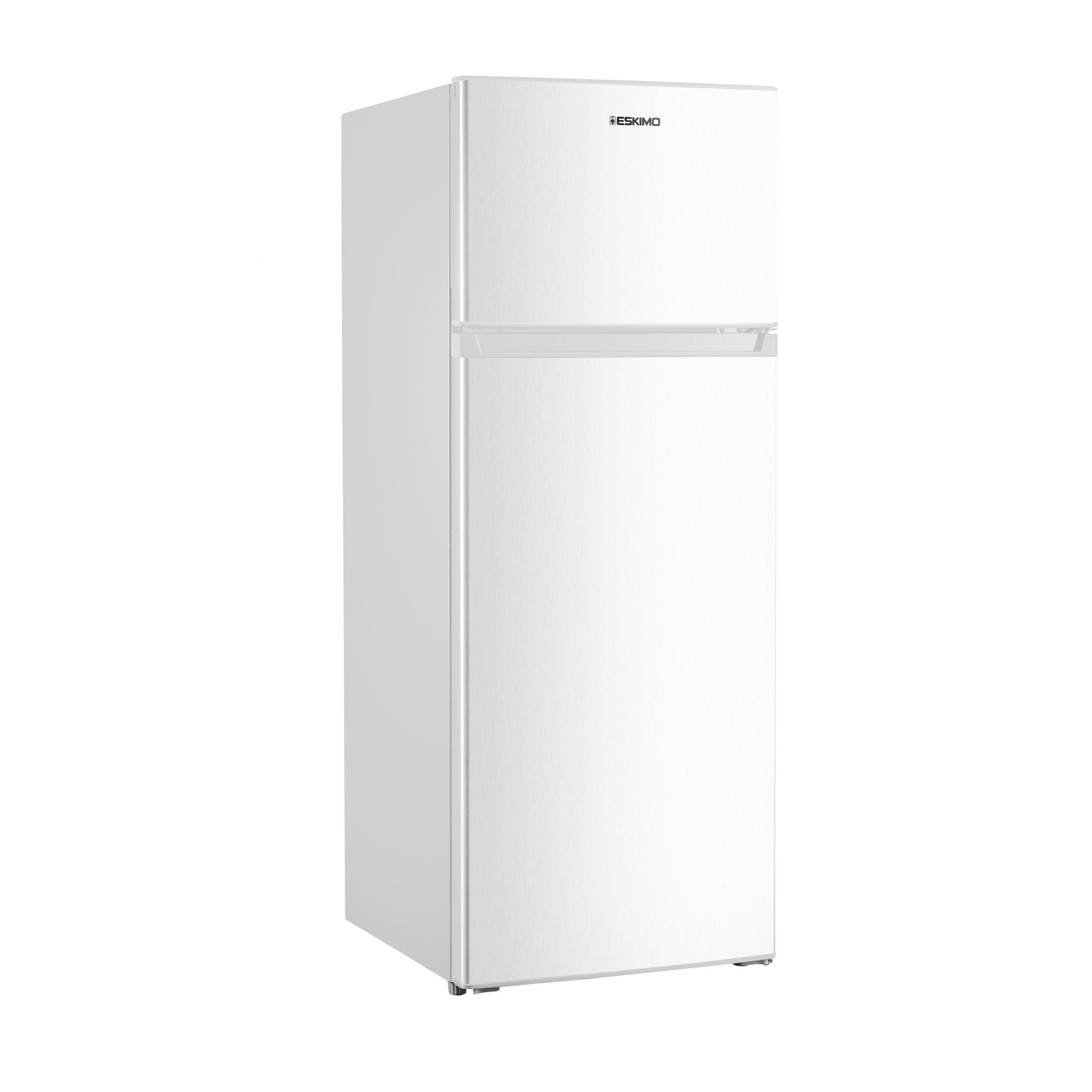 Eskimo Δίπορτο Ψυγείο ES 8197 NF W