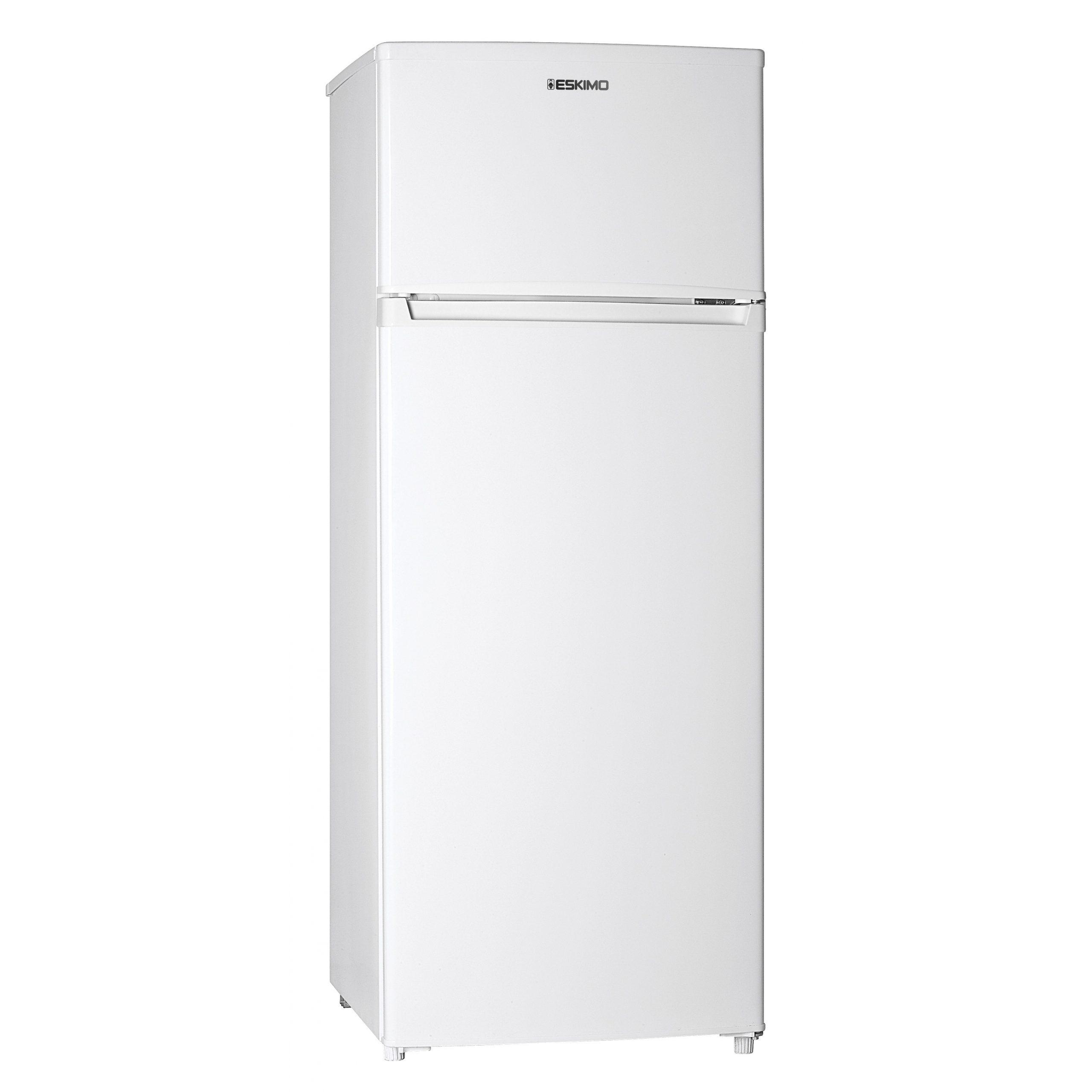 Eskimo Δίπορτο Ψυγείο ES 8214 W