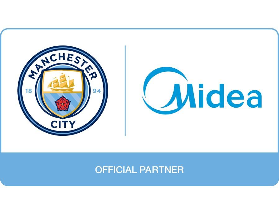 Συνεργασία της Midea με την Manchester City