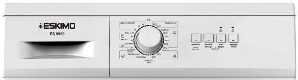 Eskimo Πλυντήριο Ρούχων ES 5950 3