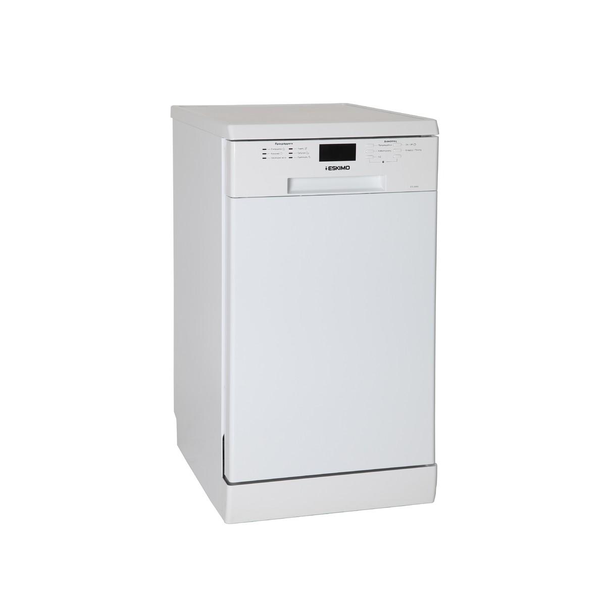 Eskimo Πλυντήριο Πιάτων ES 3047 W