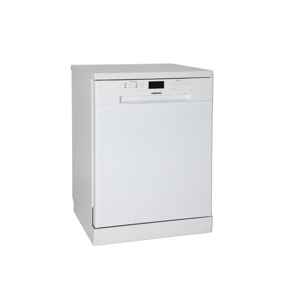 Eskimo Πλυντήριο Πιάτων ES 3067 W