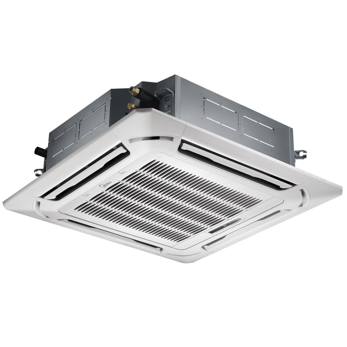 Midea Κλιματιστικό Κασέτα Slim Οροφής MCD 24kBTU 1Phase