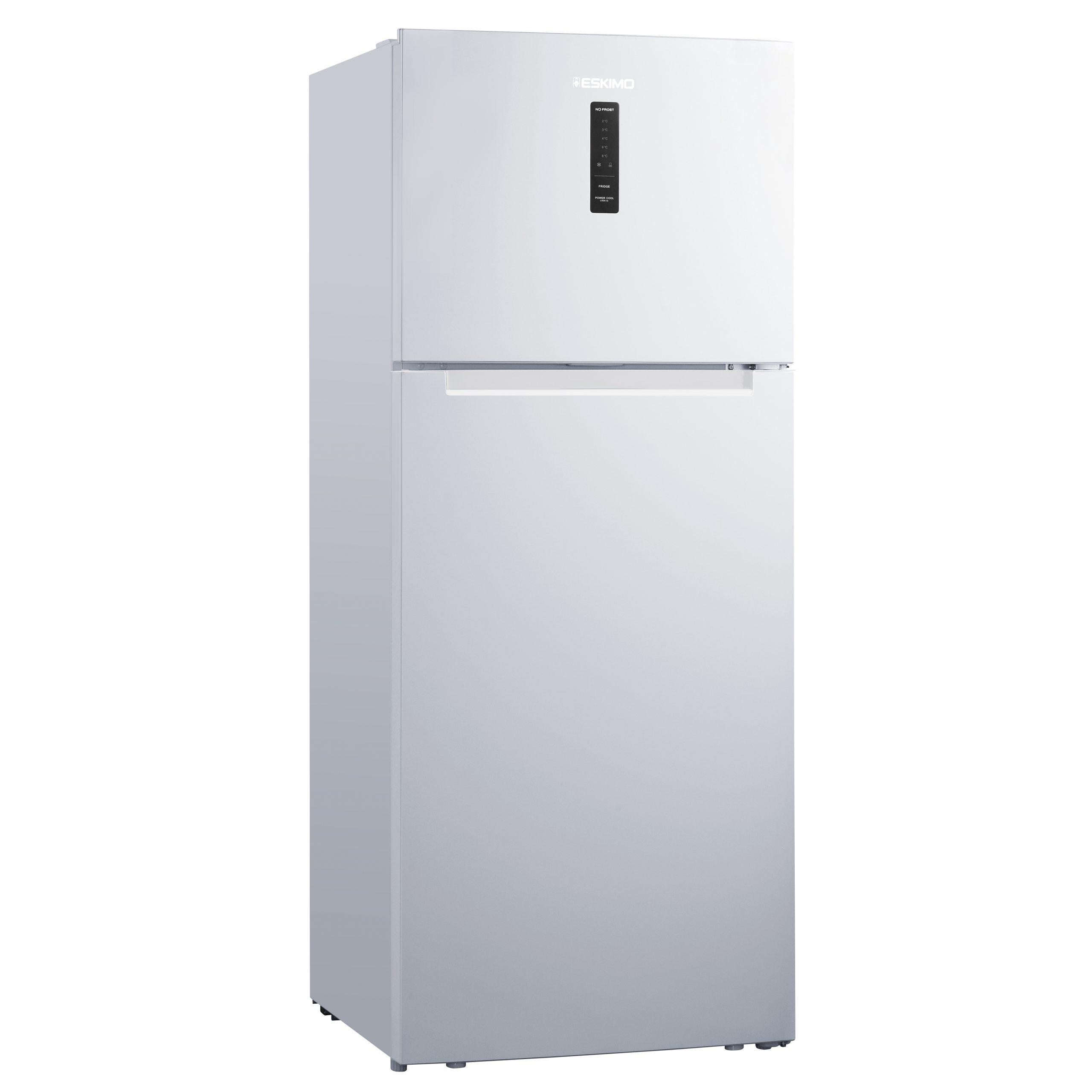 Eskimo Δίπορτο Ψυγείο ES 8436 NF W
