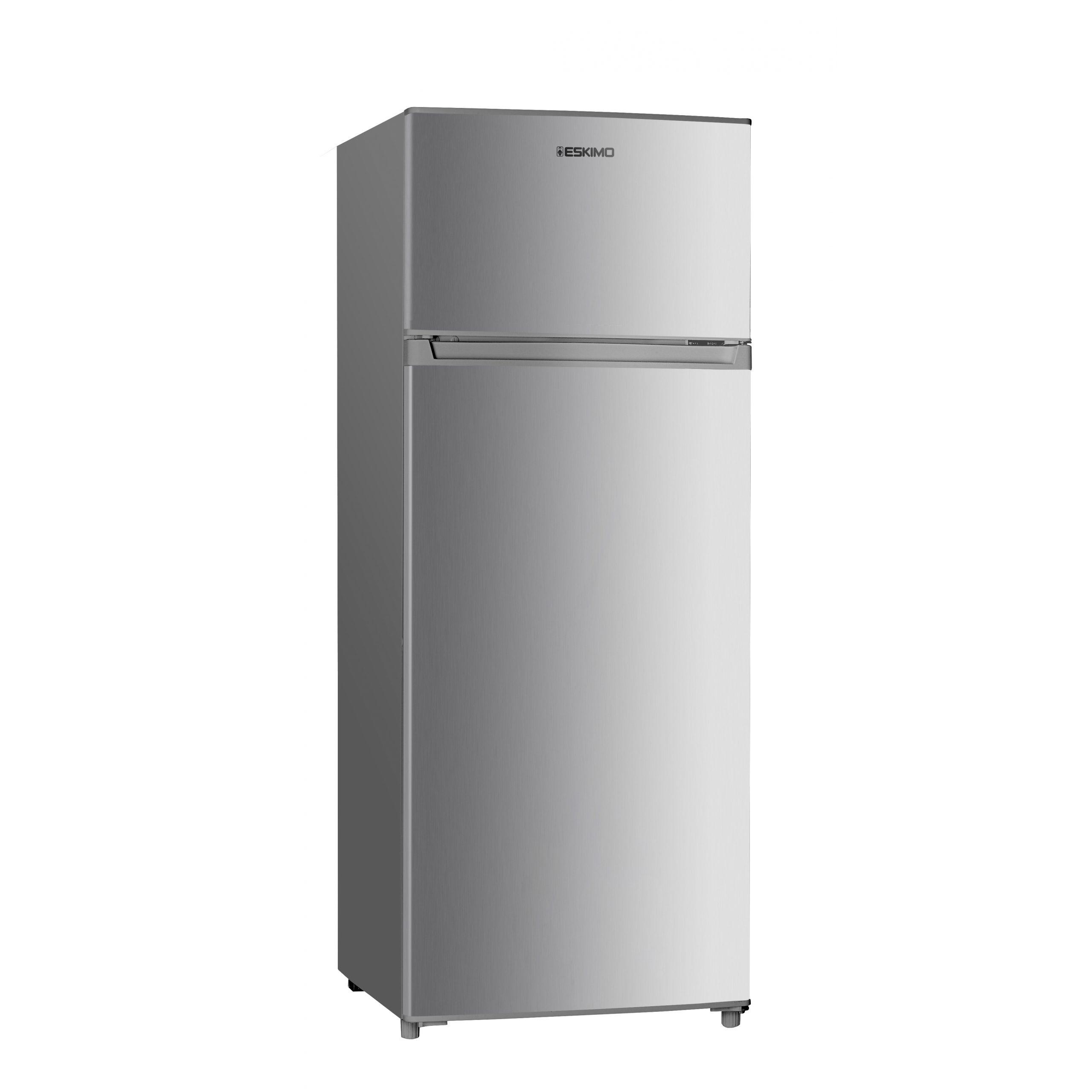 Δίπορτο Ψυγείο Eskimo ES RTF205SFS