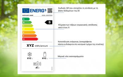 Οι ενεργειακές ετικέτες άλλαξαν. Μάθε να τις διαβάζεις.