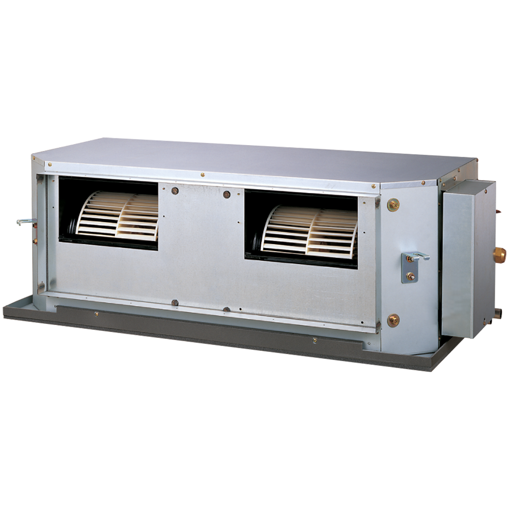 Fujitsu Κλιματιστικό Αεραγωγού Υψηλής Στατιστικής Πίεσης KHTA 54kBtu/h (3 Phase)
