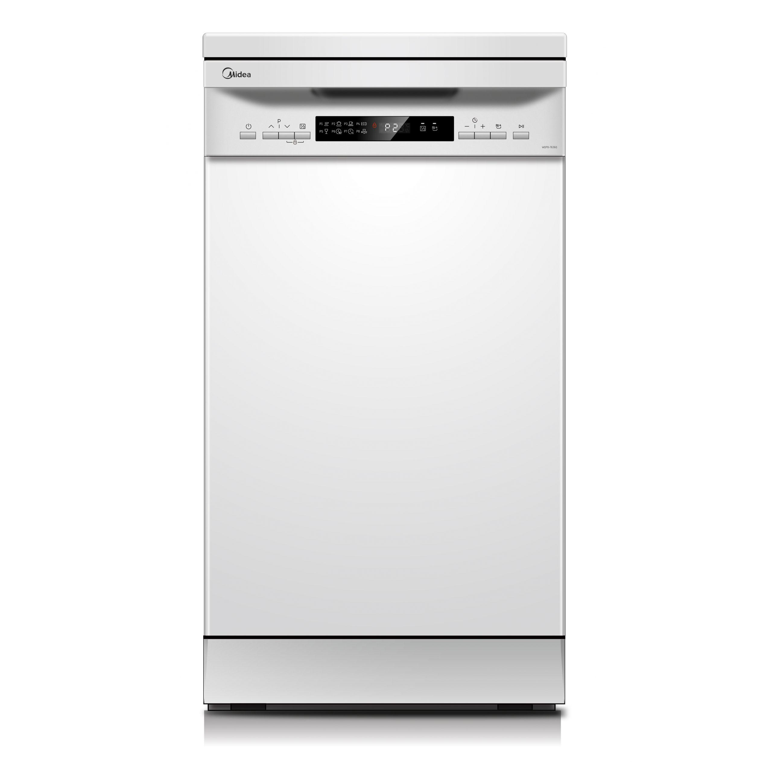 Midea Πλυντήριο Πιάτων MFD45S200W