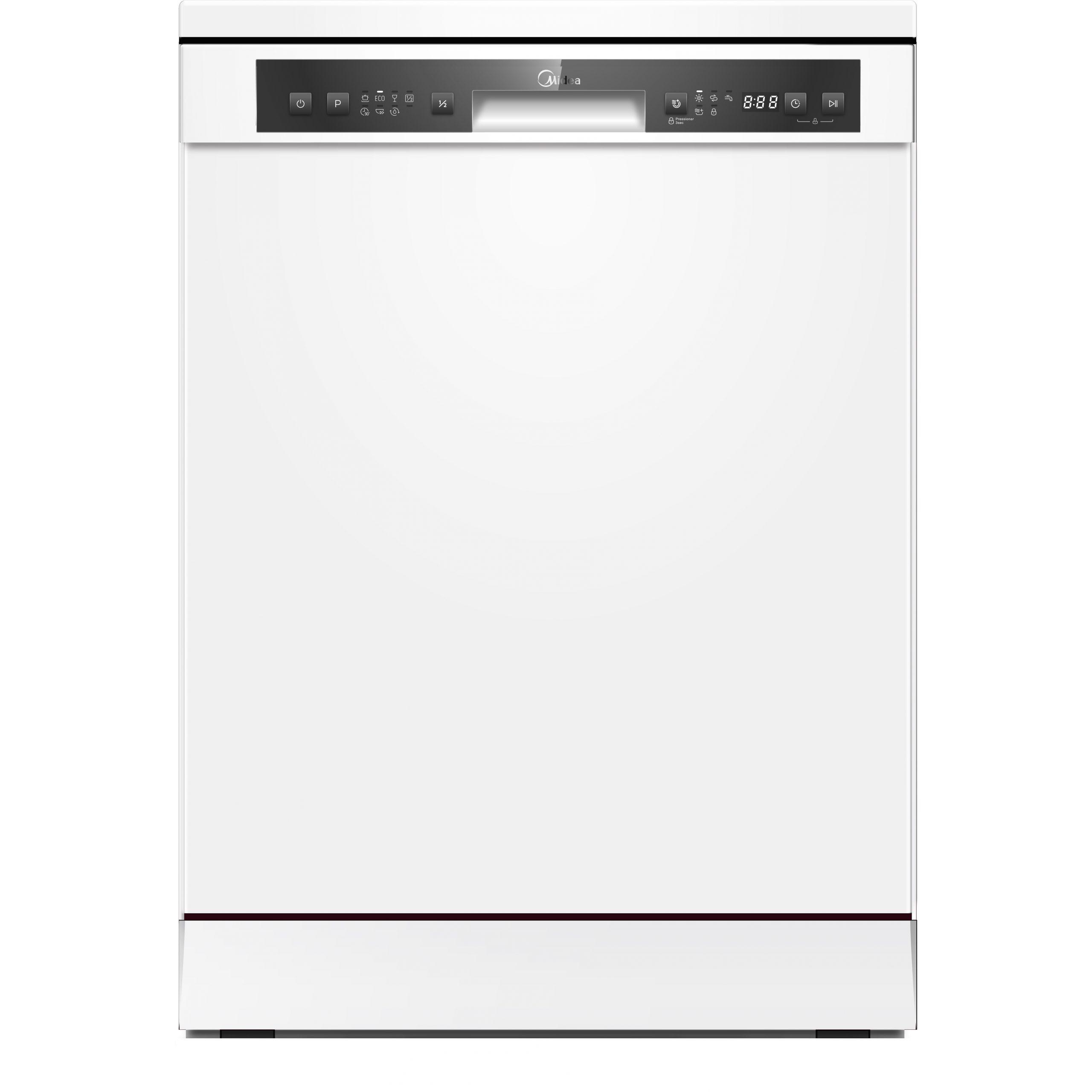 Midea Πλυντήριο Πιάτων MFD60S110W